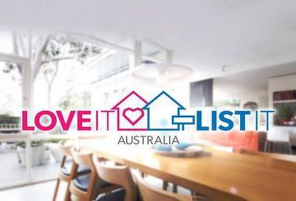 Love It Or List It Australia