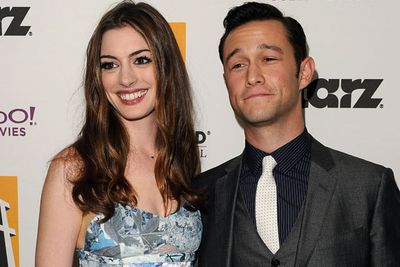 "Despite all those award-winning selfies, sources say Anne Hathaway and Joseph Gordon-Levitt were mortal enemies on-set of the <i>Dark Knight Rises</i>.<br><br>They added: ""He thinks she's a good actress, but he doesn't understand her ego <i>at all</i>. Plus, Anne was always very dismissive of Joseph early in her career, turning down a couple of jobs where she was supposed to act opposite him!"" Now that's just plain nasty..."