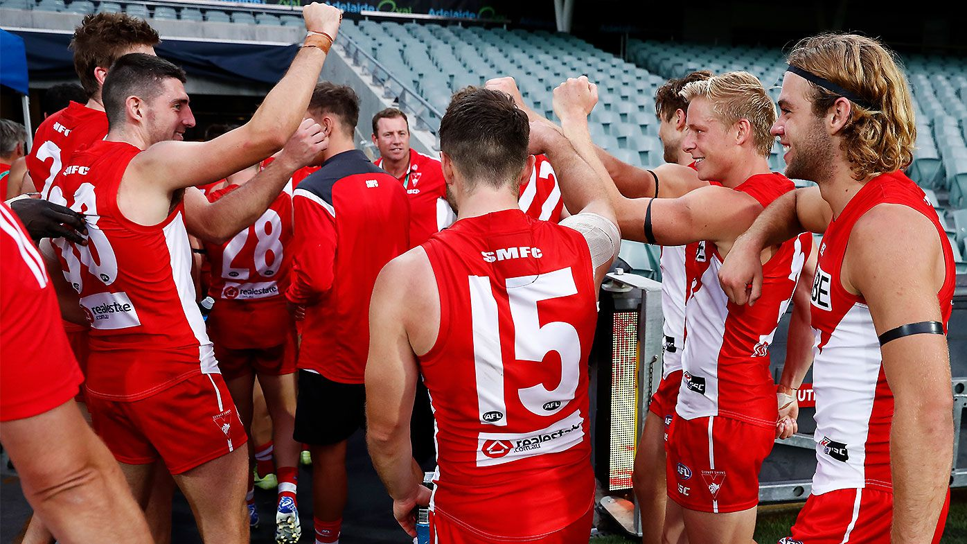 Sydney Swans survive thriller after last-minute Taylor Walker miss