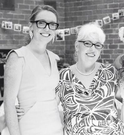 Karen and Sarah Psoriasis Australia sufferers