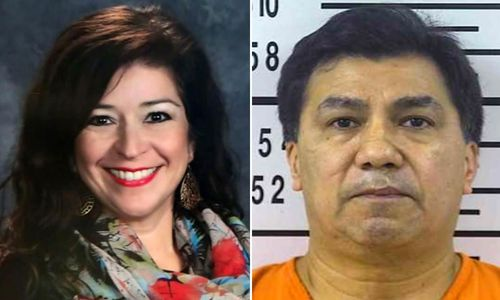 Hilario Hernandez was arrested on Saturday after his wife Belinda's body was found with bullet wounds.