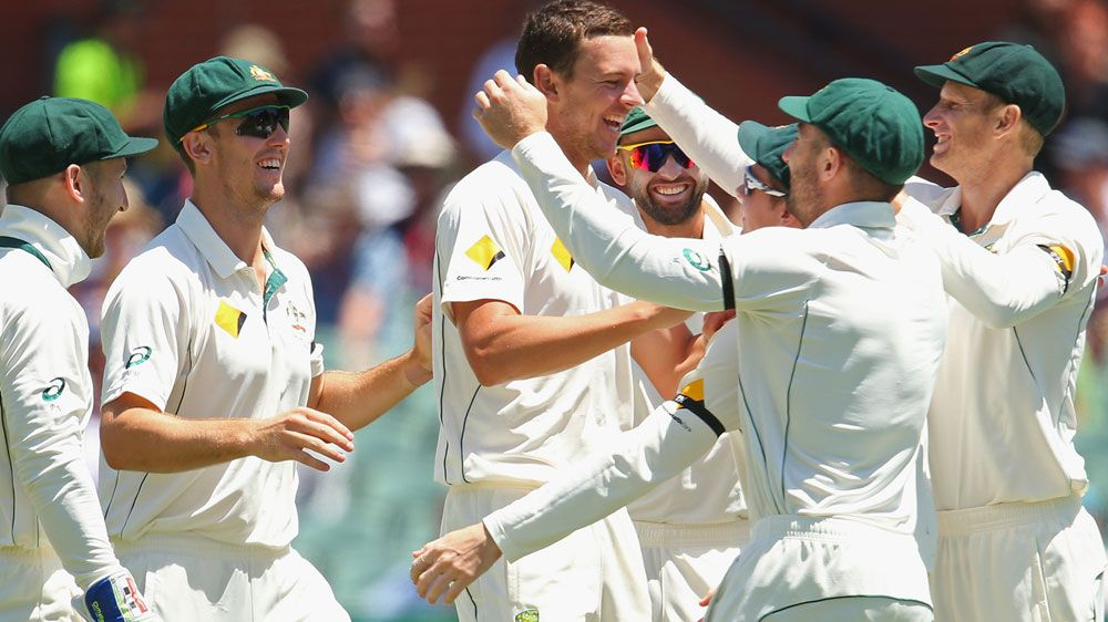 Hazlewood steps up as stand-in spearhead