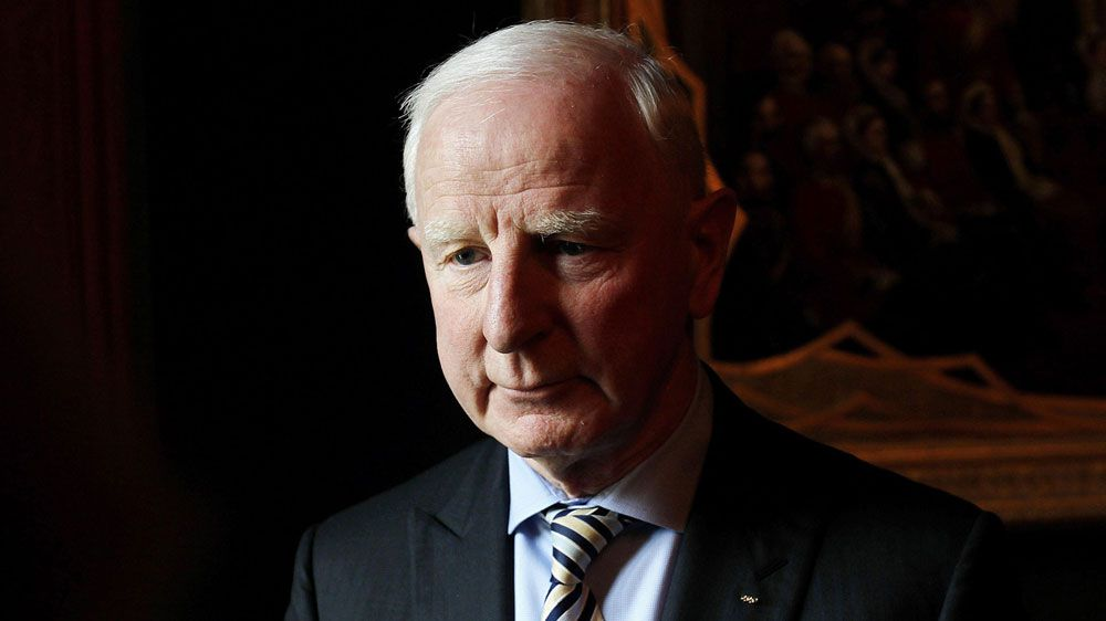 Patrick Hickey (File - AAP)