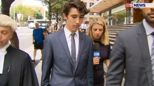 Sydney siege survivor handed good behaviour bond after breaking into CBD clothing store