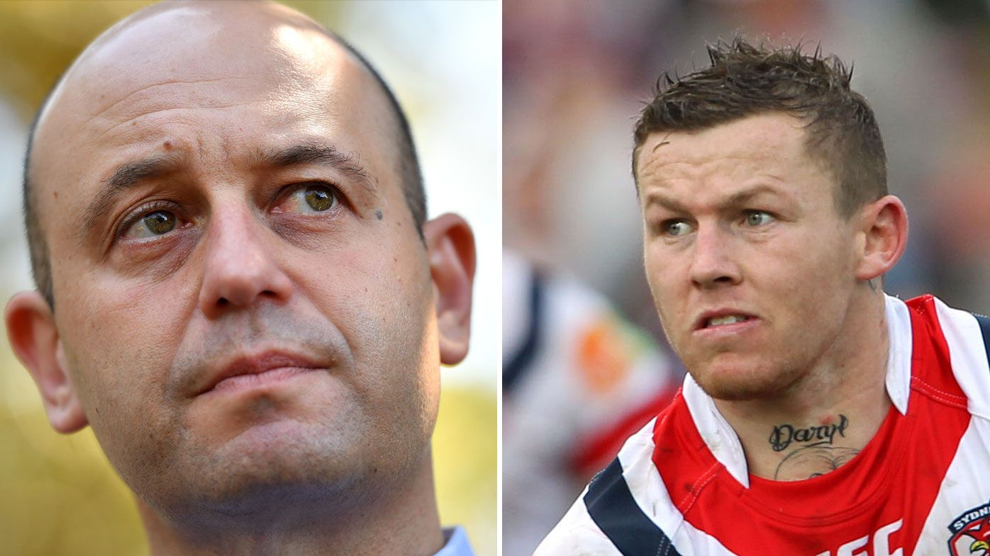 NRL boss vows to use lessons from Lodge saga on Todd Carney reinstatement