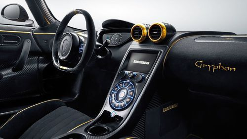 The Agera RS reached a speed of 457km/h last year.