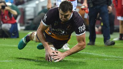 <p><strong>2. Corey Oates</strong></p> <p><strong>Origins: 3</strong></p>
