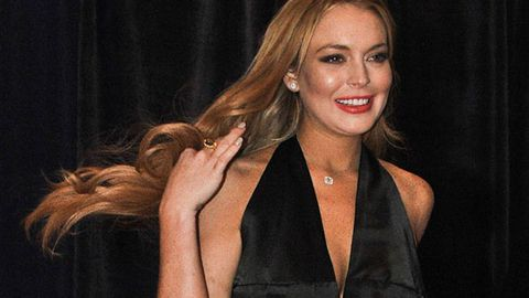 Lindsay Lohan will promote her new film in Barbara Walters interview, if producers pay her hotel bill