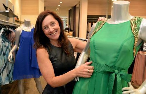 The family's fashion store Bella Bleu had lost more than $320,000 over a four-year period. Picture: Supplied