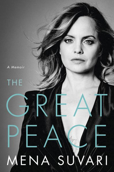"""The Great Peace"" by Mena Suvari."