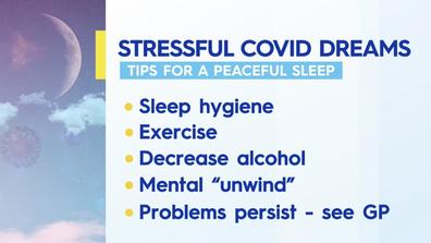 Tips for a peaceful sleep.
