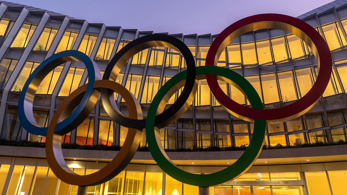 The IOC headquarters in Switzerland.