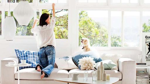 Mesmerizing Real Living Room Ideas Contemporary - Exterior ideas 3D ...