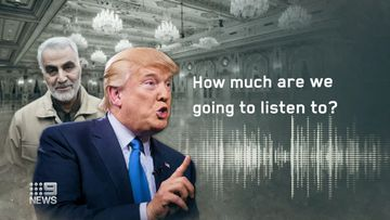 Secret Donald Trump audio recordings
