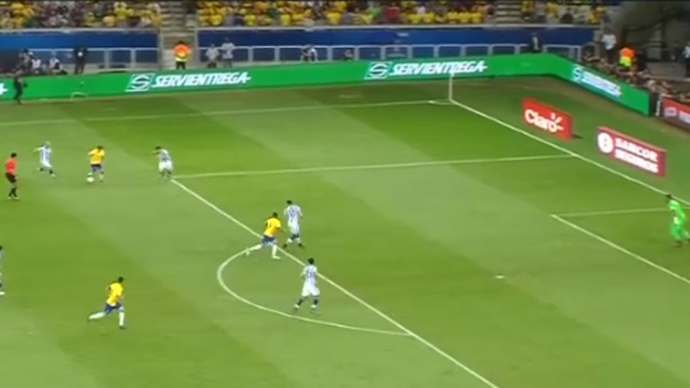 Brazil blitz hapless Argentina in 3-0 win