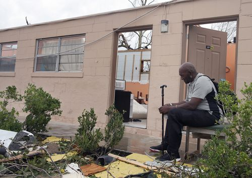 Residents have lost everything, with hundreds of homes completely destroyed.