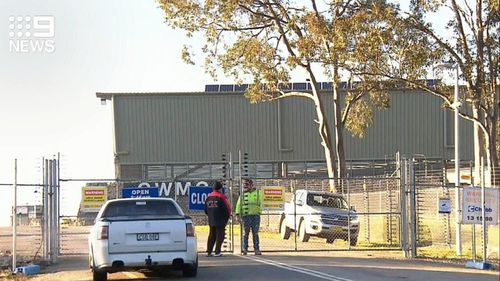 Man charged with murder of man at a rubbish tip