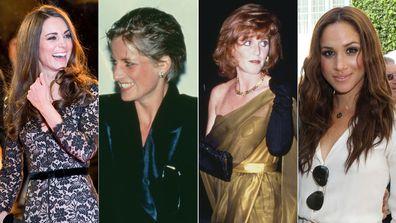 Royals on their 30th birthdays