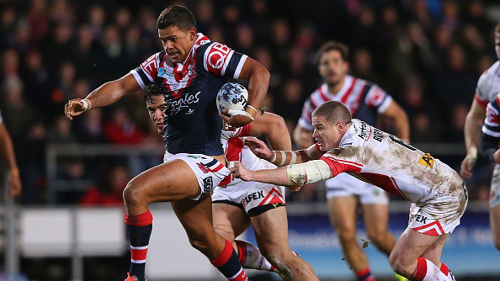 Roosters show of premiership credentials
