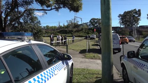 Two people charged over fatal stabbing of man in Sydney