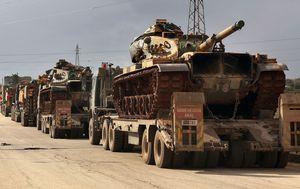 Turkey sends more troops to Syria's last major enclave against President al-Assad