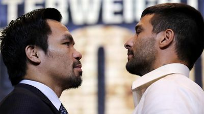 Manny Pacquiao assures his careeer 'is not yet over' ahead of Lucas Matthysse, announces own crypto-currency