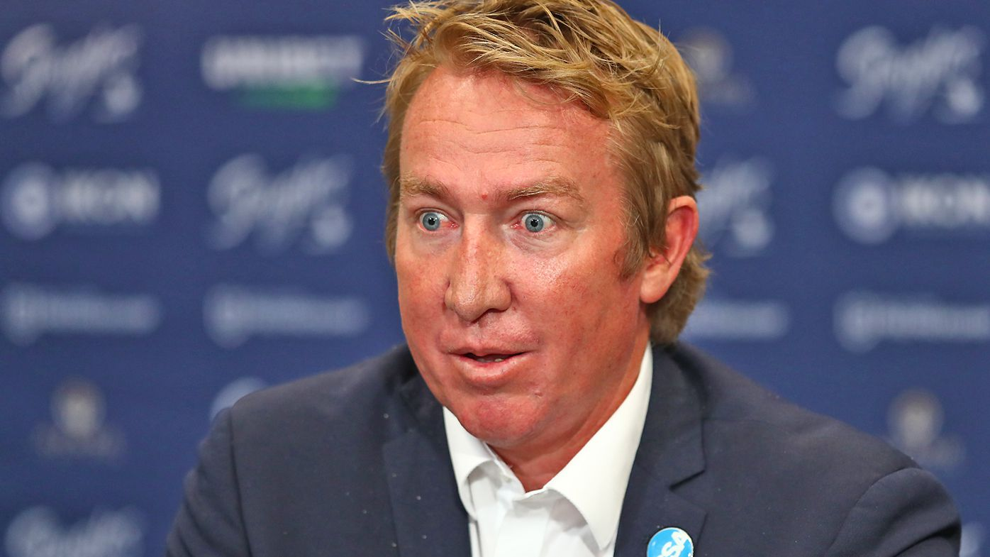 'Baffled' Roosters coach Trent Robinson delivers epic spray over NRL bunker 'farce'