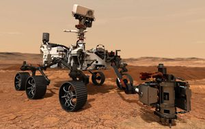 Count down to lift-off for NASA's most sophisticated Mars rover