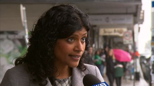 Party leader Samantha Ratnam spoke about the allegations levelled at Mr Phillips.