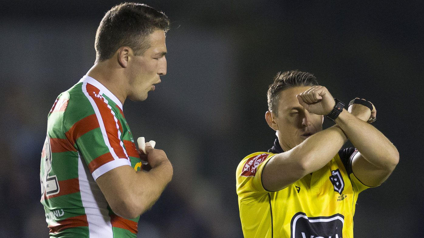 Sam Burgess facing another NRL ban, Wayne Bennett not happy with captain