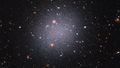 'Unusual' see-through galaxy snapped by Hubble telescope