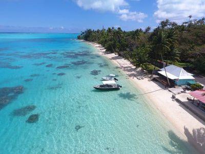 16. Matira Beach -Bora Bora, French Polynesia