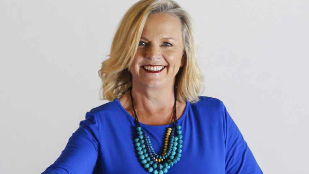 Lyndey Milan, cook, author, TV personality, host and OAM