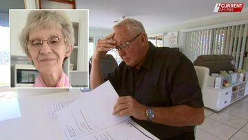 Grandad's final moments with wife as they wait 45 minutes for help