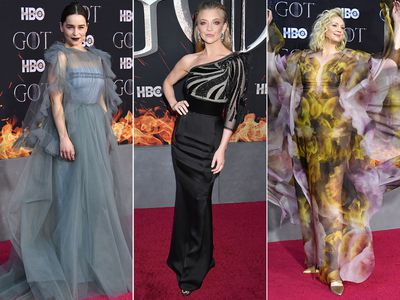 Game of Thrones Season 8 premiere: Stars on playing strong female characters