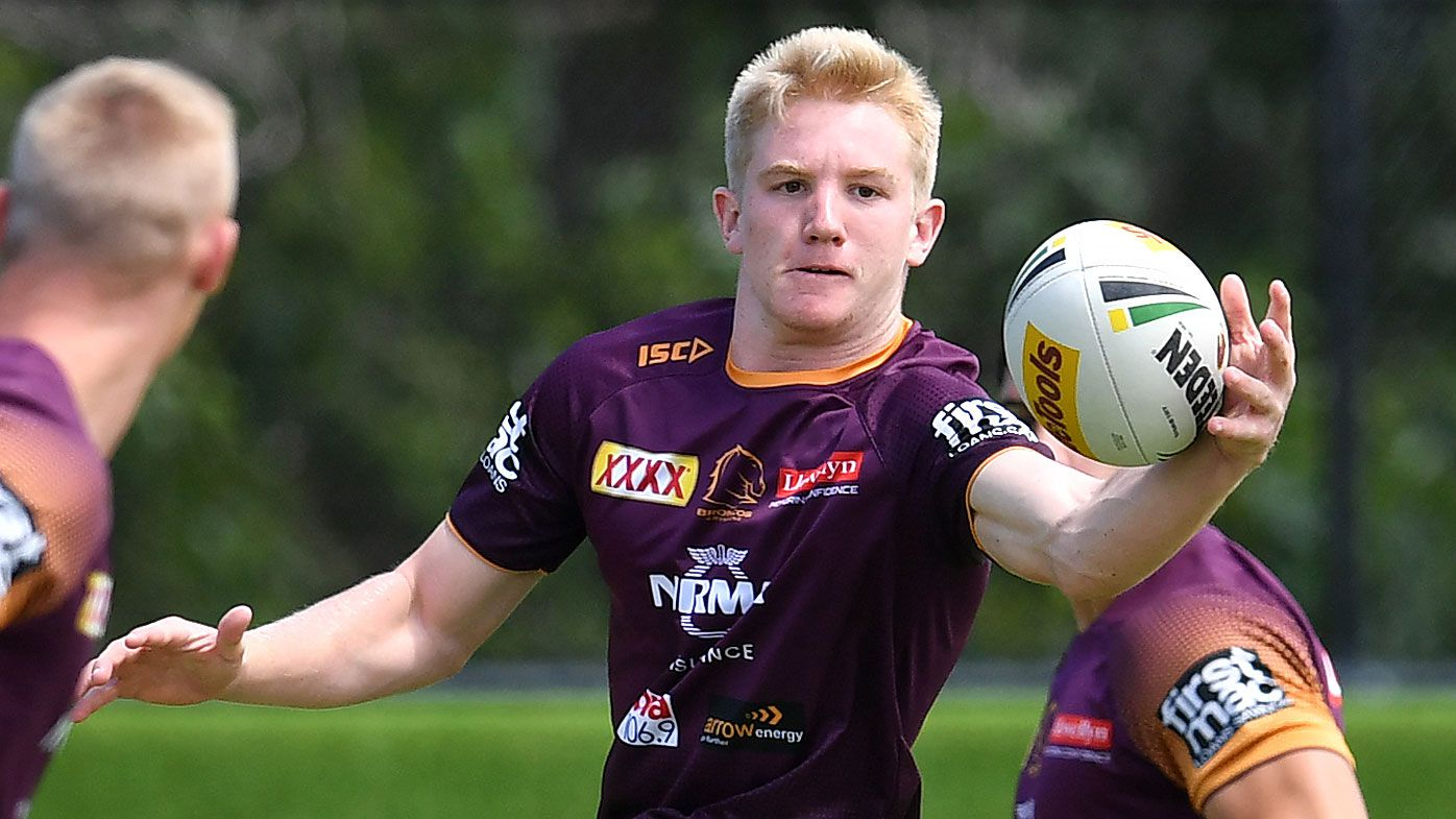 Teenage half Tom Dearden eyes NRL after impressive Intrust Super Cup debut