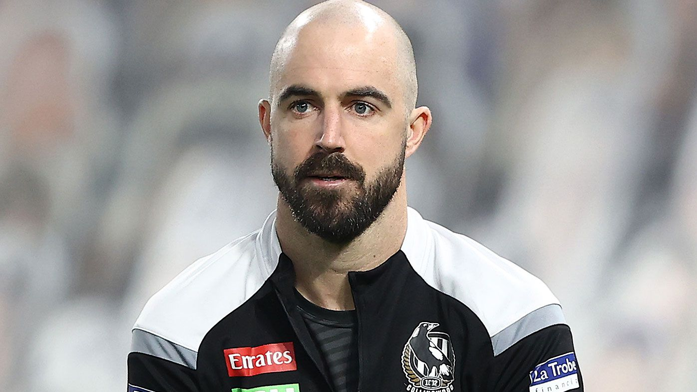 Steele Sidebottom to retain Collingwood vice-captaincy despite multiple COVID-19 breaches