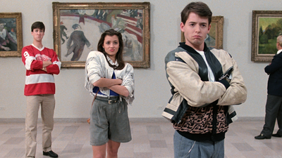 <strong>Ferris Bueller's Day Off</strong>