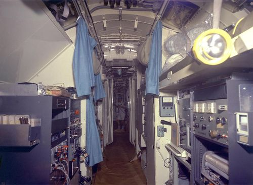 NASA sent a man on the Ben Franklin mission to observe how the crew coped working in a tightly confined space, away from the rest of humanity.