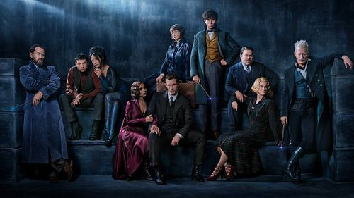 The first promo for the second 'Fantastic Beasts' film was released last month. (Warner Bros)
