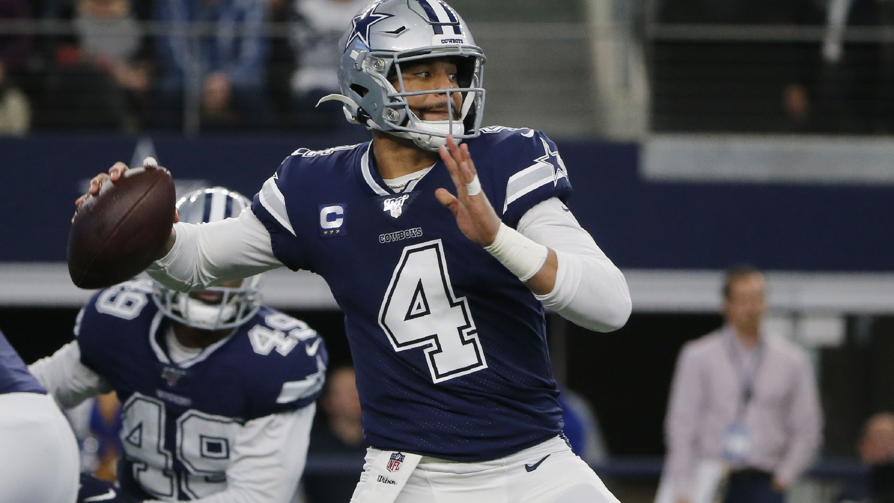Fox Sports pundit Skip Bayless blasted for criticising Dak Prescott's depression admission