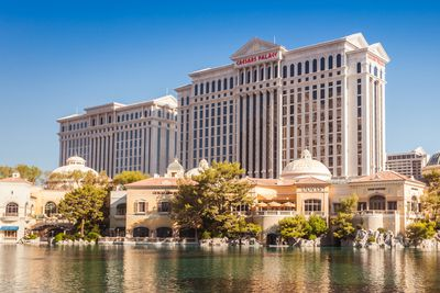 <strong>4.</strong><em><strong>The Hangover -</strong></em><strong>Caesars Palace, Nevada</strong>