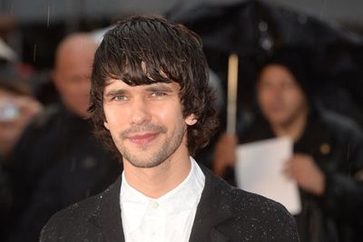 Ben Whishaw ended up providing the voice of the CGI bear after Colin Firth pulled out.