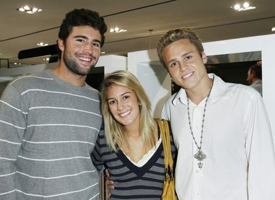 Brody Jenner, Heidi Montag and Spencer Pratt, The Hills, promo