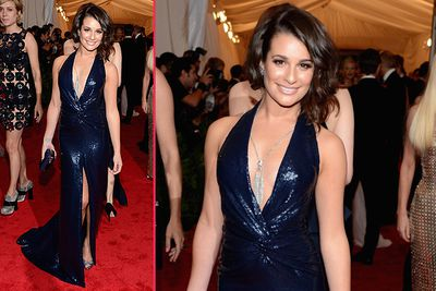 Hot frocks at the 2012 Costume Institute Gala in New York.