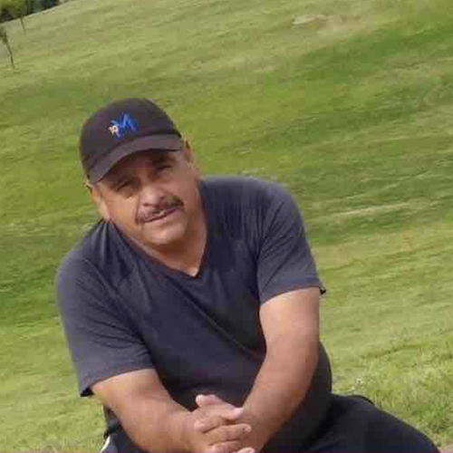 Humberto Ruelas-Rivas has two adult daughters from a previous relationship.