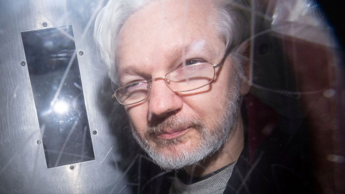 Assange 'mentally visualising walking the Camino trail' in UK jail cell