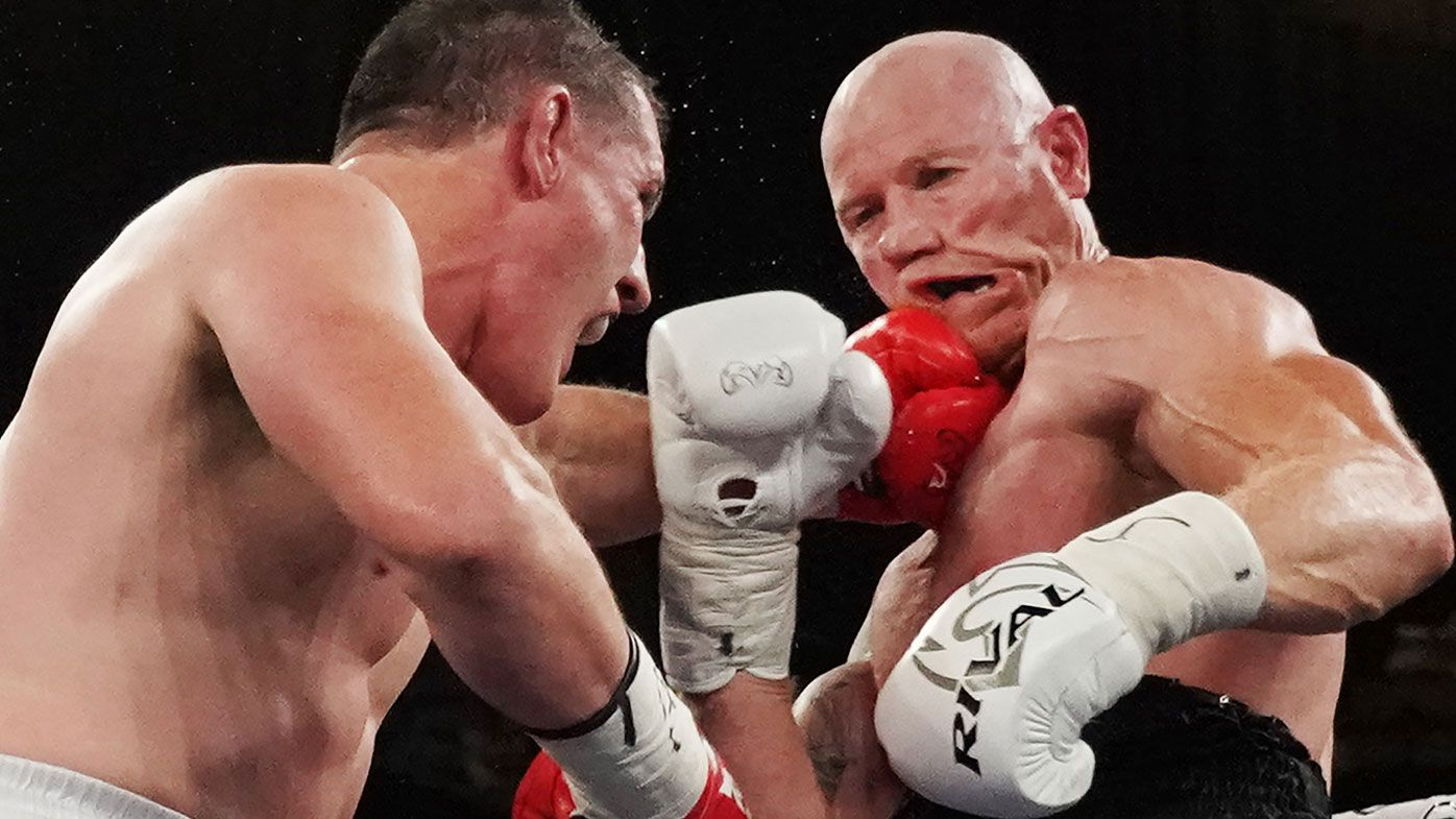 How Gallen and Hall's 'Code War' exposed boxing's ugly truth