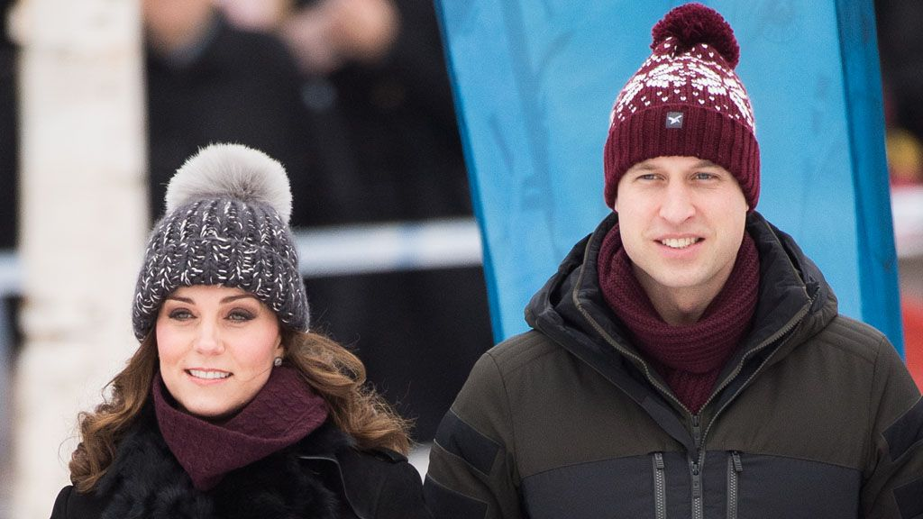 Prince William's heart-warming reason for wearing this hat