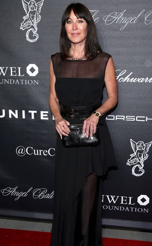 Matthew Mellon was the former husband of Jimmy Choo co-founder and fashion designer Tamara Mellon, pictured in 2015 in New York. (AAP)